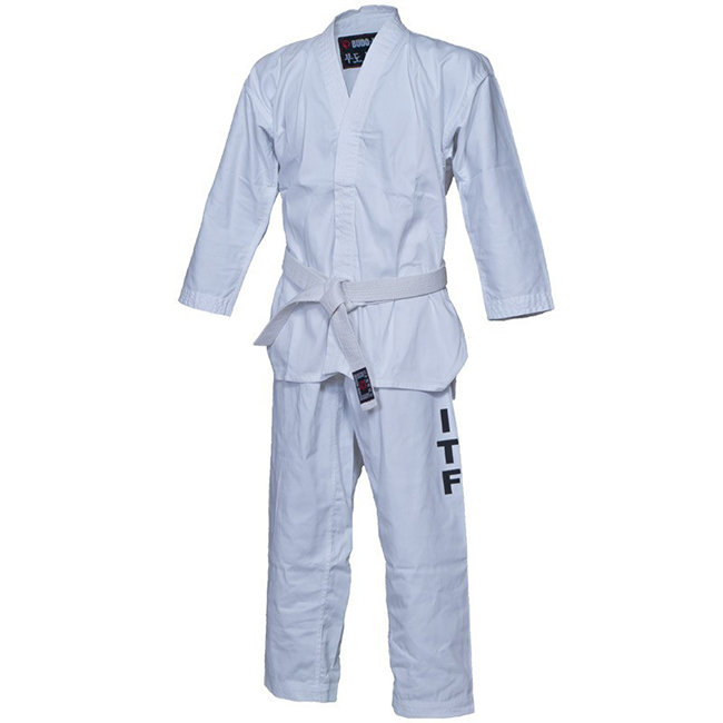 Добок BUDO-NORD ITF-TAE KWON-DO UNIFORM TO-SAN