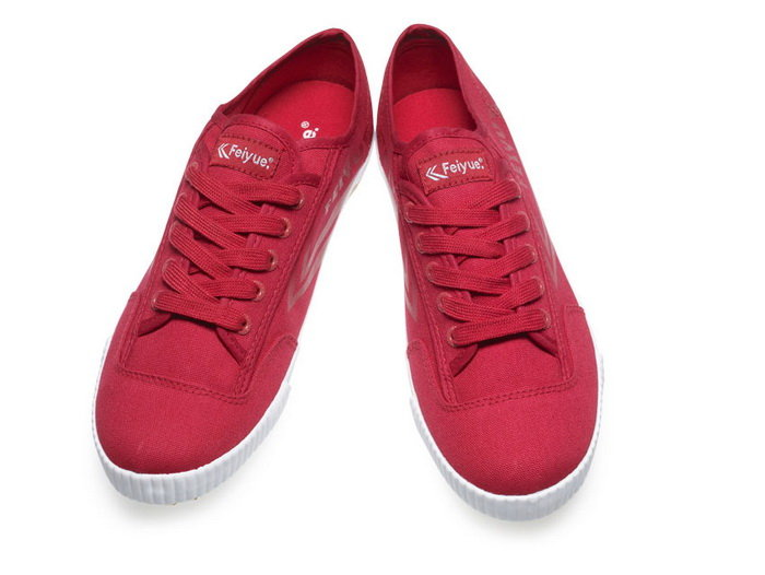 Кеды Feiyue Lo PLAIN Red